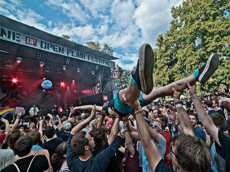 Photo zu (10.-14.08.2016): OPEN FLAIR FESTIVAL - ESCHWEGE