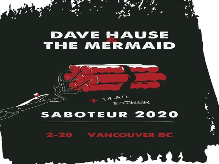 Photo zu 20.02.2020: DAVE HAUSE & THE MERMAID, DEAR FATHER - Vancouver, BC - Lana Lou's