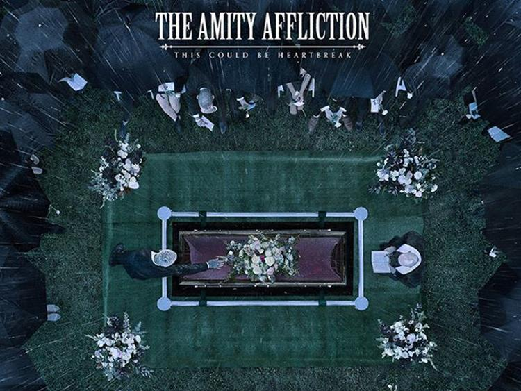 Photo zu (29.11.2016) THE AMITY AFFLICTION - Leipzig - Täubchenthal
