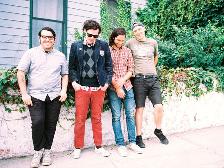 Photo zu Interview mit BEACH SLANG