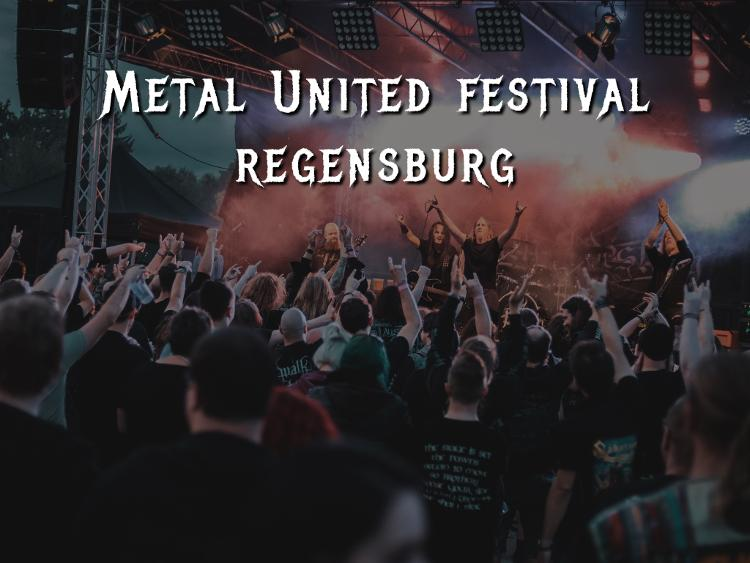 Photo zu 02.-03.08.2019: METAL UNITED FESTIVAL - REGENSBURG - AIRPORT EVENTHALL OBERTRAUBLING