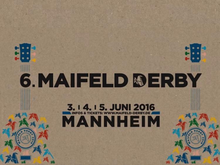 Photo zu 03.06.-05.06.2016: MAIFELD DERBY - Mannheim - Maimarkt Gelände