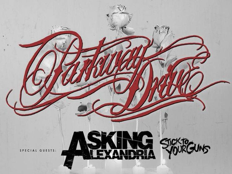 Photo zu 04.04.2017: Parkway Drive, Asking Alexandria, Stick To Your Guns - Frankfurt - Jahrhunderthalle