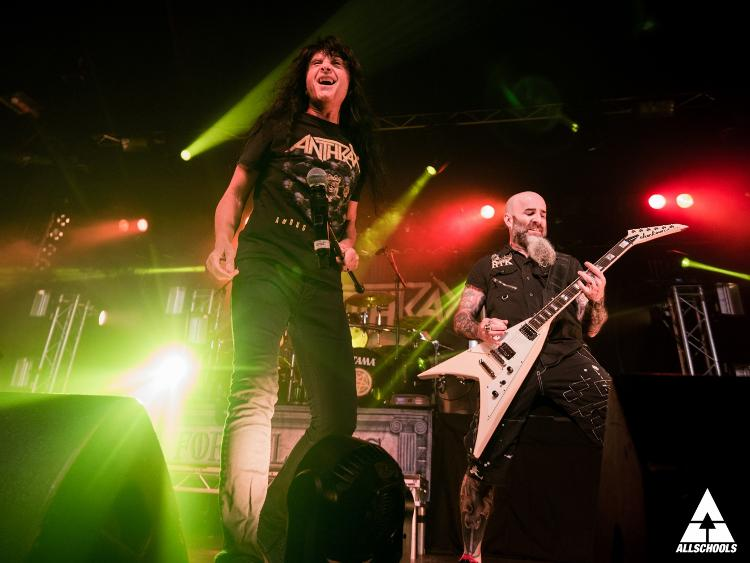 Photo zu 07.03.2017: ANTHRAX, THE RAVEN AGE - Hamburg - Docks