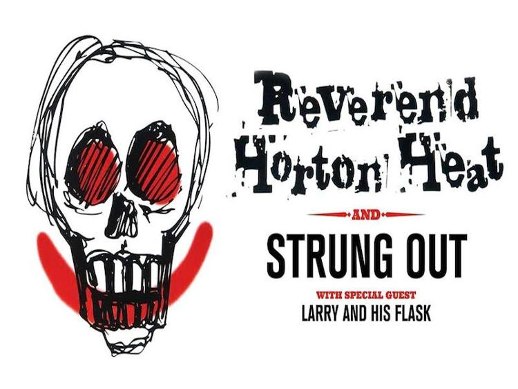Photo zu 07.09.2017: THE REVEREND HORTON HEAT, STRUNG OUT, LARRY & HIS FLASK - Vancouver, BC - The Commodore Ballroom