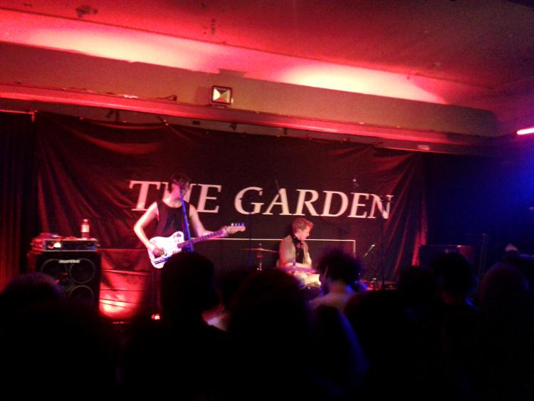 Photo zu 08.03.2017: THE GARDEN, PLATTENBAU - Berlin - Kantine am Berghain