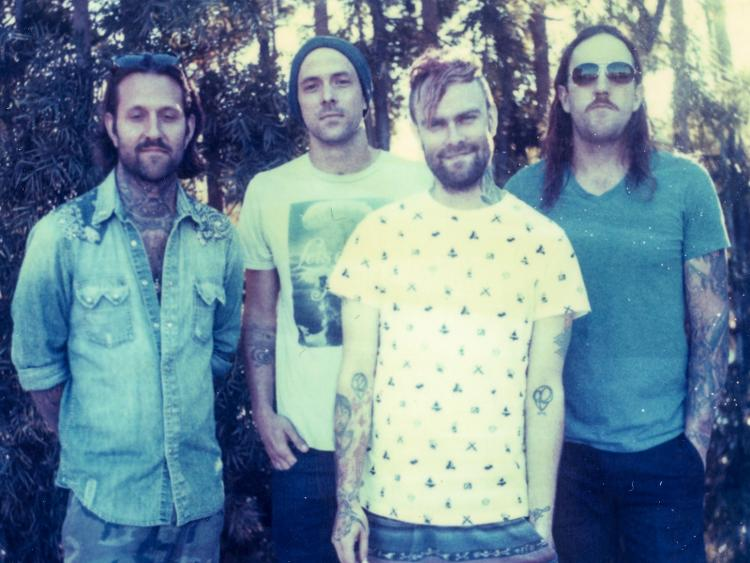 Photo zu 08.04.2015: THE USED, EVERY TIME I DIE, MARMOZETS, THE EERIES - Santa Ana CA - The Observatory
