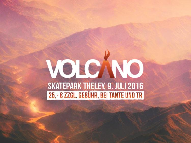 Photo zu 09.07.2016: VOLCANO FESTIVAL - Theley - Skatepark Theley