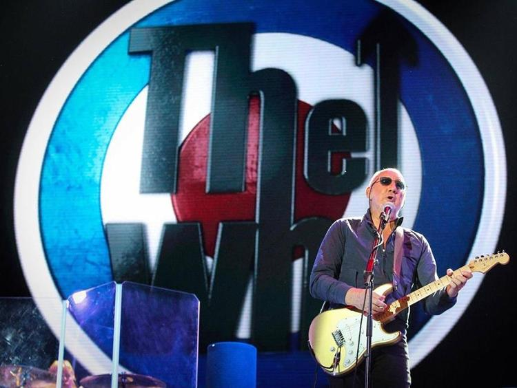 Photo zu 12.09.2016: THE WHO, SLYDIGS - Stuttgart - Schleyerhalle