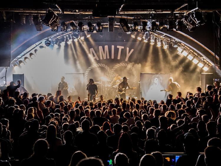 Photo zu 13.11.2015: IMPERICON NEVER SAY DIE! TOUR - Hamburg - Markthalle