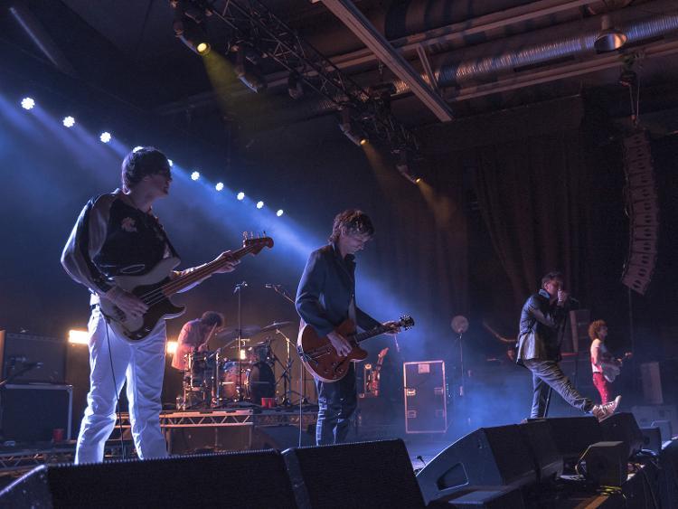 Photo zu 14.02.2020: THE STROKES, GURR - Berlin - Columbiahalle