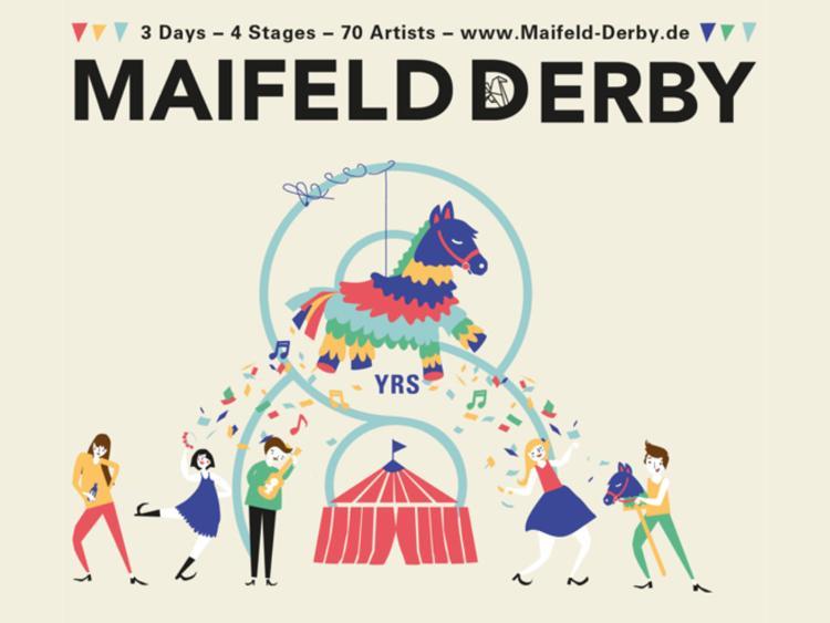 Photo zu 15.-17.06.2018: MAIFELD DERBY - Mannheim - Maimarkt Gelände