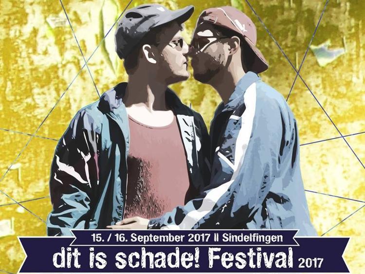 Photo zu 15.09.2017: DIT IS SCHADE Festival - Sindelfingen - das Süd