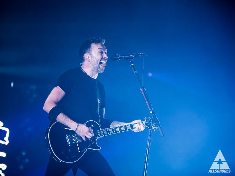 Photo zu 18.11.2017: RISE AGAINST, SLEEPING WITH SIRENS, PEARS - Hamburg - Sporthalle