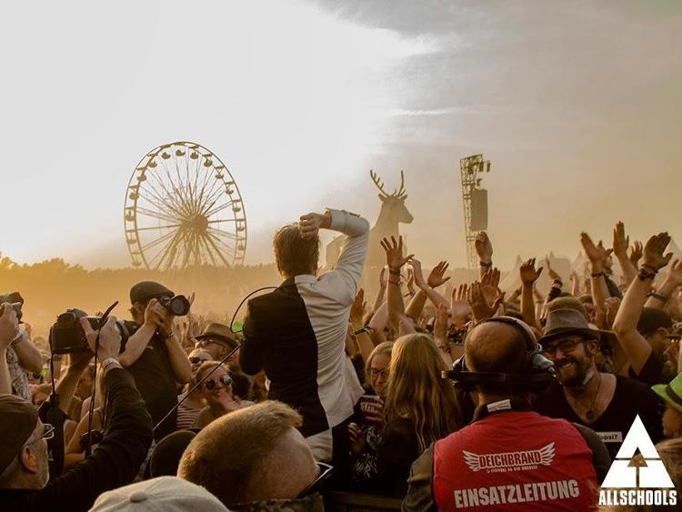 Photo zu 19.-22.07.2018: DEICHBRAND FESTIVAL 2018 - Cuxhaven(Nordholz) - Seeflughafen