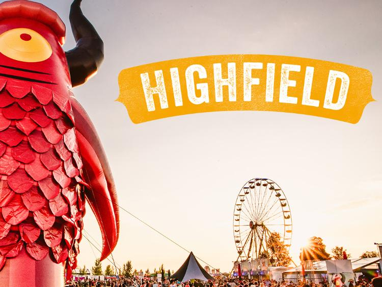 Photo zu 19.08. - 21.08.2016: HIGHFIELD FESTIVAL - Gro�p�sna