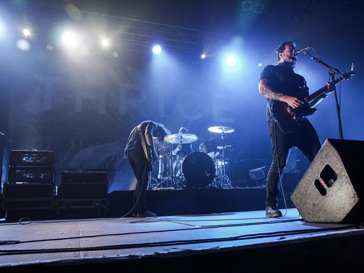 Photo zu 21.06.2018: THRICE, BRUTUS - Berlin - Huxleys