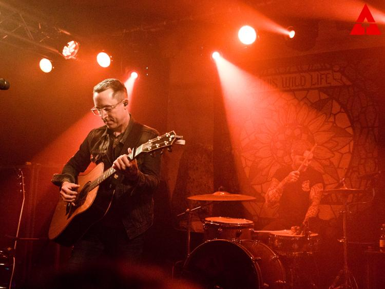 Photo zu 22.01.2019: WILLIAM RYAN KEY & THIS WILD LIFE - Berlin - Cassiopeia
