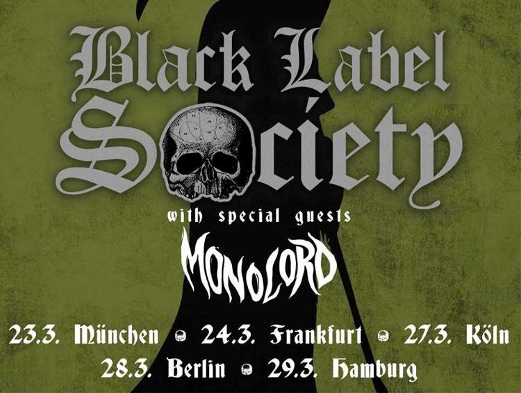Photo zu 24.03.2018: BLACK LABEL SOCIETY - Frankfurt - Batschkapp