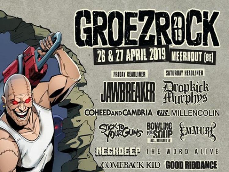 Photo zu 26./27.04.2019: GROEZROCK FESTIVAL 2019 - Meerhout