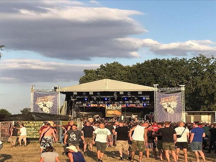 Photo zu 09.-11.8.2018: Endless Summer Festival - Torgau - Entenfang