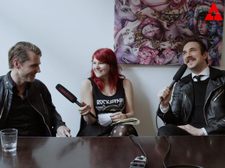Photo zu Interview mit Adam & Per | ROYAL REPUBLIC