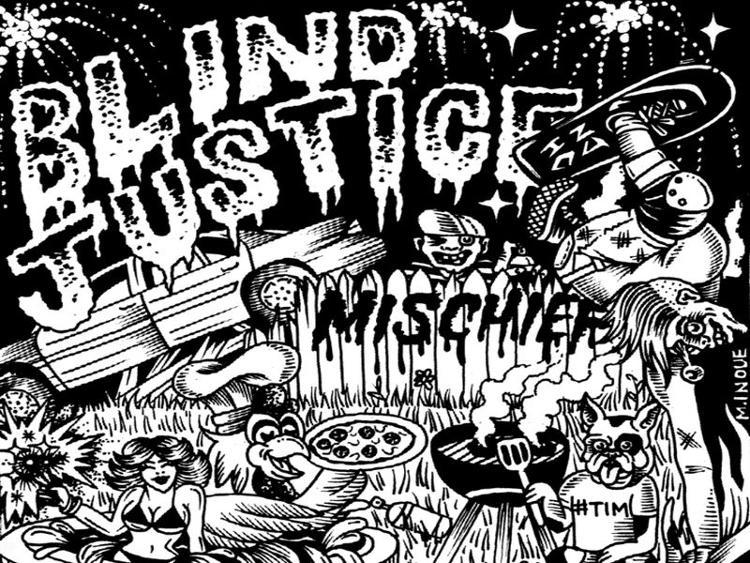 Photo zu Interview mit BLIND JUSTICE