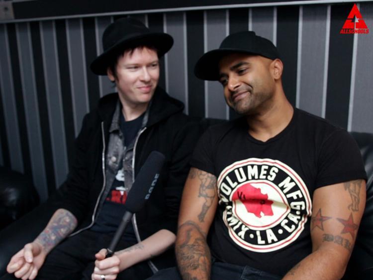 Photo zu Interview mit Cone & Dave von SUM41