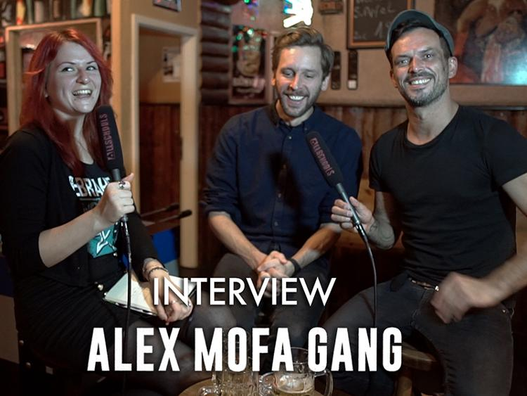 Photo zu Interview mit Sascha & Michi / ALEX MOFA GANG
