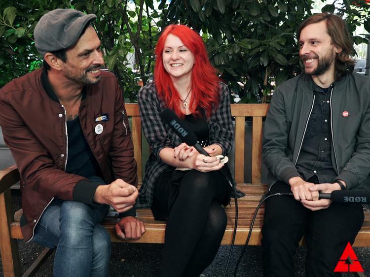 Photo zu Interview mit Sascha und Michi / ALEX MOFA GANG