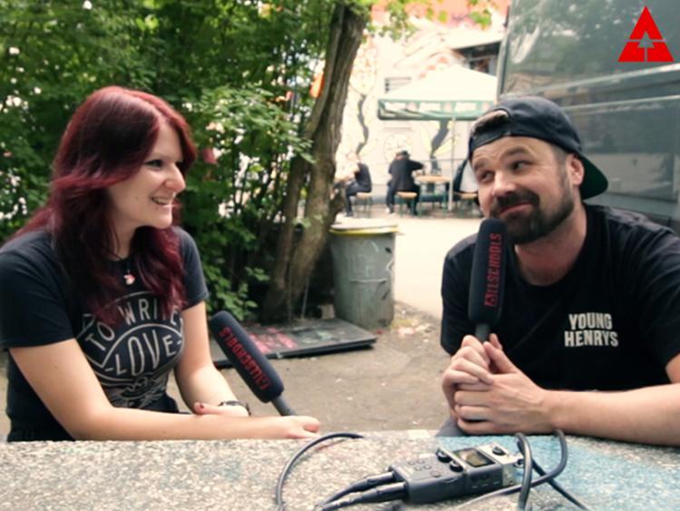 Photo zu Interview mit Shane Told / SILVERSTEIN