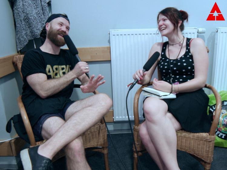 Photo zu Rock im Park: Interview mit Simon Delaney / DON BROCO
