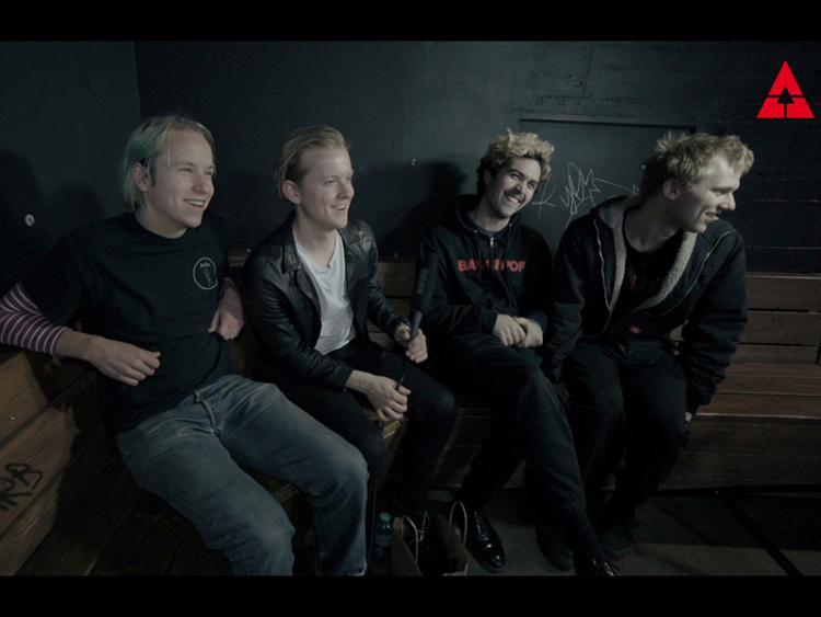 Photo zu Interview mit der Band SWMRS