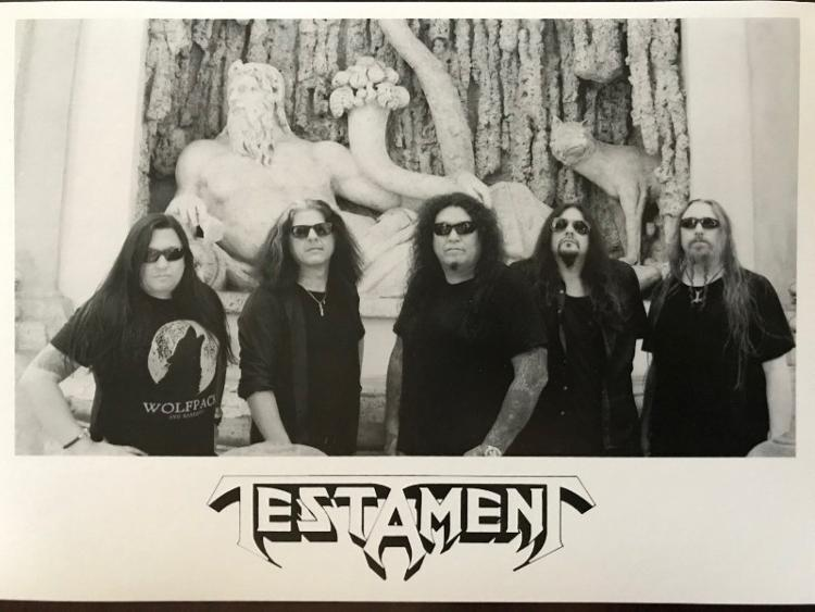 Photo zu TESTAMENT - Interview mit Eric Peterson