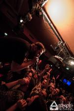 36 Crazyfists - Stadtmitte - Karlsruhe (26.02.2015)