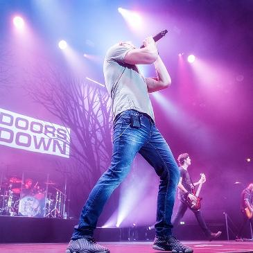 3 DOORS DOWN - US AND THE NIGHT TOUR - STUTTGART - PORSCHE ARENA (25.10.2016)