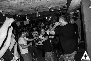 7 SECONDS - Hannover, Bei Chez Heinz - 27.07.2015