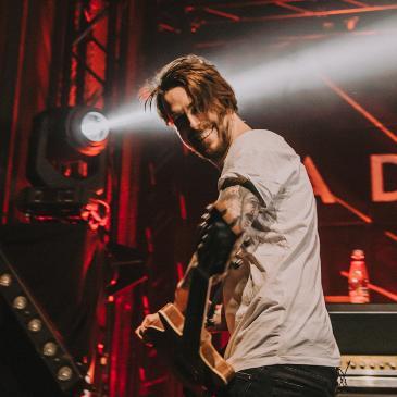 ADAM ANGST - Dresden - Beatpol (22.02.2019)