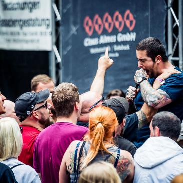 AFDREIHT UN BUTEN FESTIVAL – Goldenstedt (16.07.2016)