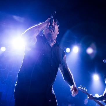 AGNOSTIC FRONT / Persistence Tour - Hamburg - Große Freiheit 36 (23.01.2017)