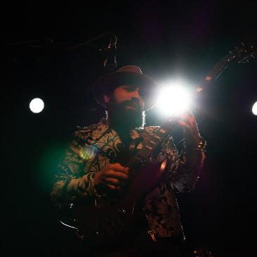 ALEX FRANCIS - Berlin - Astra Kulturhaus (08.02.2018)