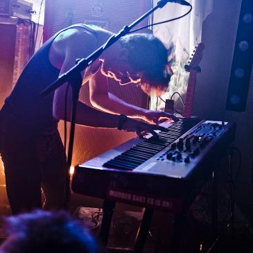 ALEX MOFA GANG - Berlin - Cassiopeia (25.02.2017)