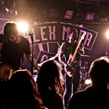 ALEX MOFA GANG - Berlin - Musik& Frieden (16.04.2016)