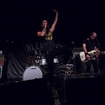 ALEX MOFA GANG - Hamburg - Große Freiheit 36 (21.10.2017)
