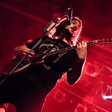 ALEX MOFA GANG - München - Backstage (08.10.2017)