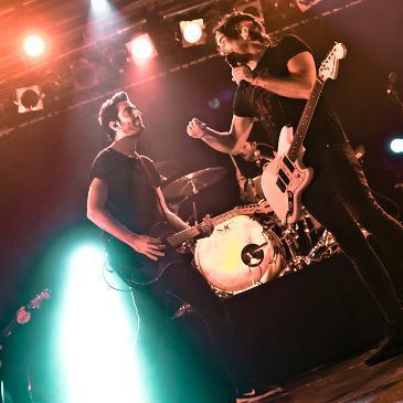 ALL TIME LOW - München - Backstage Werk (15.10.2017)