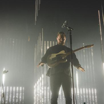ALT-J - Köln - Palladium (17.01.2018)