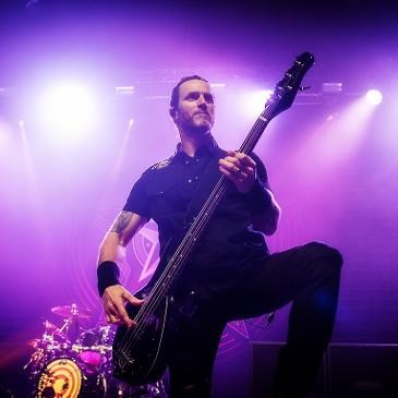 ALTER BRIDGE - STUTTGART - PORSCHE ARENA (12.10.2017)