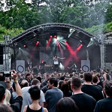 ANNISOKAY - DIE FESTUNG ROCKT - Kronach (28.05.2016)
