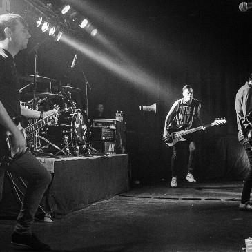 ANTI-FLAG - Hannover - Faust - 07.11.2015
